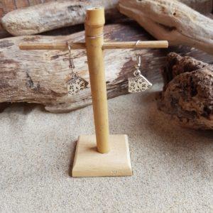 Boucles d'Oreilles pendantes simples – Caleçon